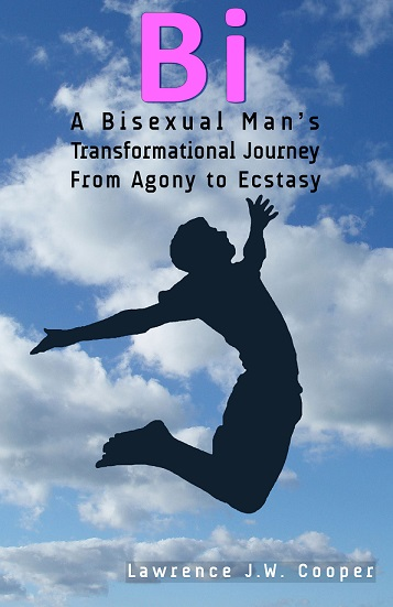 "A Bisexual Man Transformational Journey – Readings from ""Bi"""