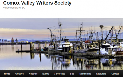 Comox Valley Writer's Conference – Jan 24-26